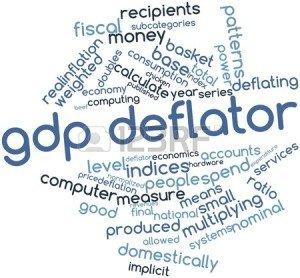 Дефлятор ВВП